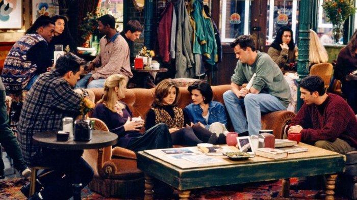 Lukisan Ikonik di Set 'Friends' Dilelang, Bagaimana Penggemar Serial Ini Bisa Mengikutinya?
