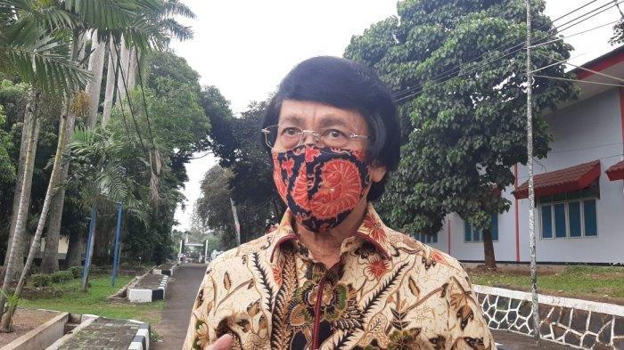 Kak Seto di Balai Rehabilitasi Sosial Anak Handayani, Cipayung, Jakarta Timur, Minggu (17/5/2020).