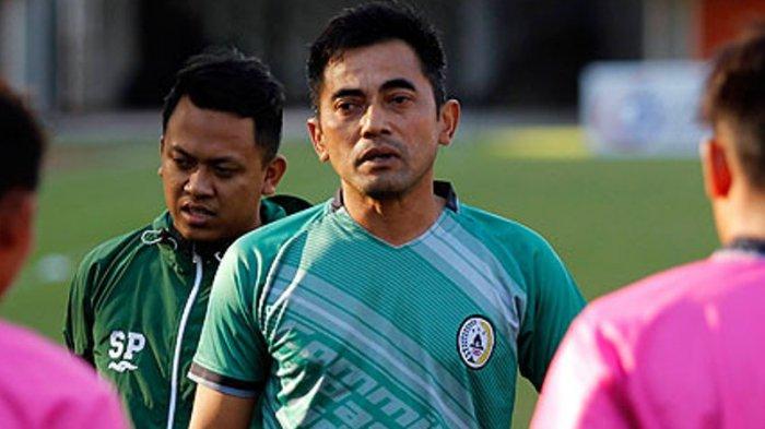 PSS Sleman Belum Perpanjang Kontrak Seto Nurdiantoro