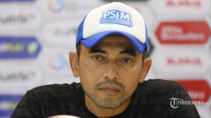 Usulan Pelatih PSIM Yogyakarta Soal Kompetisi: Lebih Baik di Hentikan