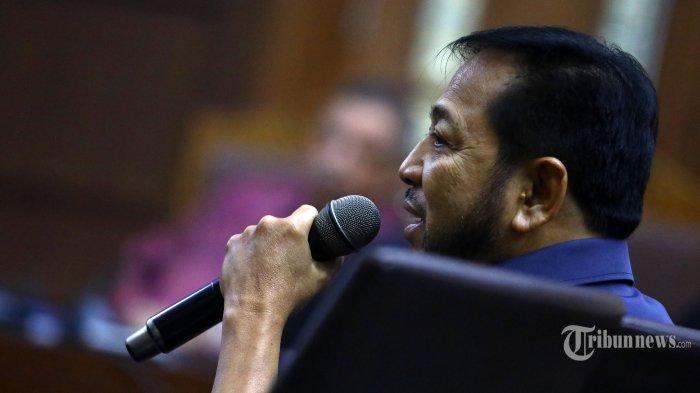 Setya Novanto Ajukan Upaya Hukum Peninjauan Kembali