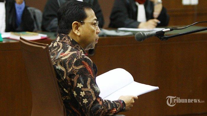 Ada Selisih Rp 105 Miliar, Kerugian Keuangan Negara Pada Dakwaan Setya Novanto Disebut Tidak Nyata