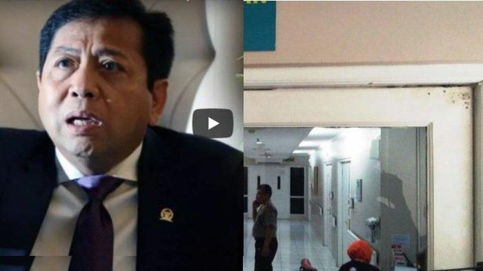 Setya Novanto Dilarikan ke Rumah Sakit Usai Kecelakaan, Pengacara Beberkan Kondisi Terkini