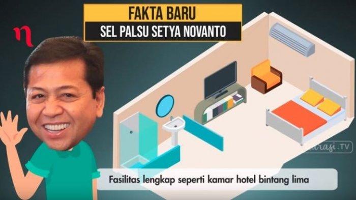 Fakta Baru Sel Palsu Lapas Sukamiskin, Ada yang Punya 4 Kamar Sekaligus, Dapur & Gudang Pribadi