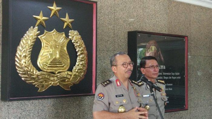 Polri Tegaskan Tidak Kriminalisasi Habib Rizieq