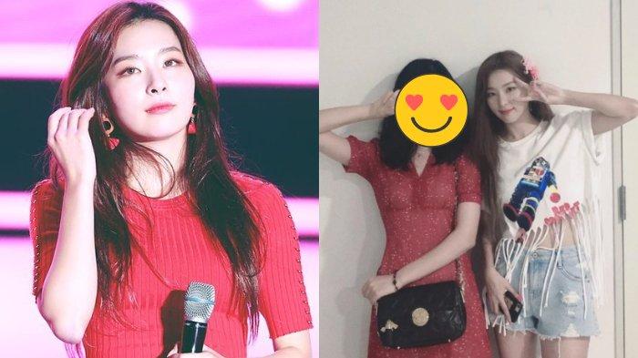 Sudah Mendarah Daging, Kecantikan Seulgi Red Velvet Tak Perlu Diragukan Lagi, Intip Foto Saudaranya