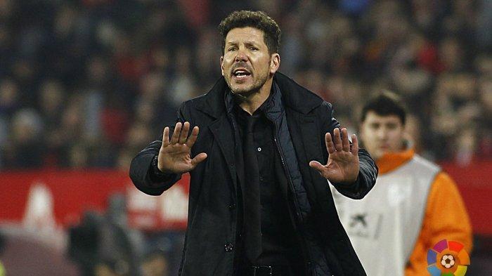 Konflik Setien-Messi di Barcelona, Simeone: Secangkir Kopi Bisa Menyelesaikan Masalah