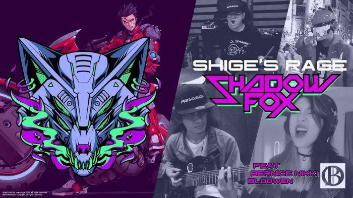 SHADOWFOX Musik Aliran Metal 90an Garap Soundtrack untuk Mechashock
