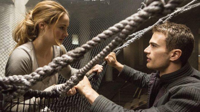 Sinopsis Film Divergent Aksi Shailene Woodley Dan Theo James Dalam Kehidupan Lima Faksi Halaman 3 Tribunnews Com