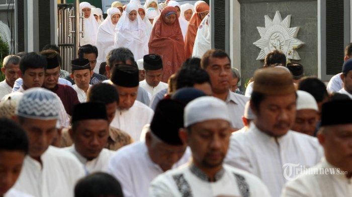 Bacaan Niat Shalat Idul Adha dan Tata Caranya, di Hari Raya Idul Adha Minggu 11 Agustus 2019