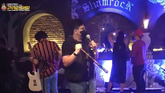 Shamrock Bar di Tebet Disegel Polisi, Dua Kali Langgar Jam Operasional