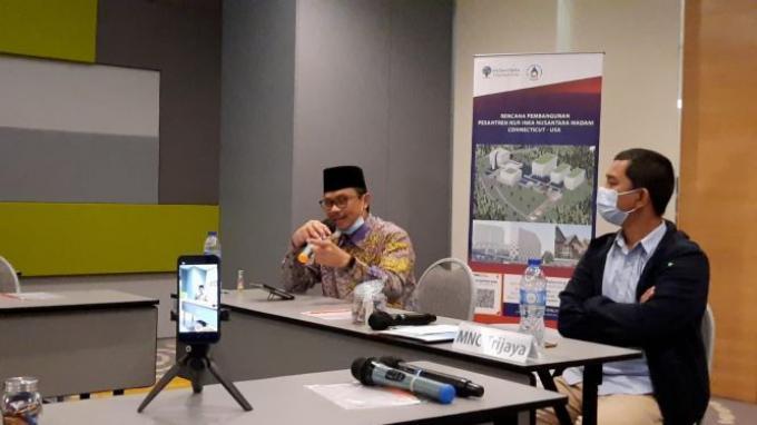 Ini Alasan Imam Shamsi Ali Asal Indonesia Bangun Pesantren di Amerika Serikat