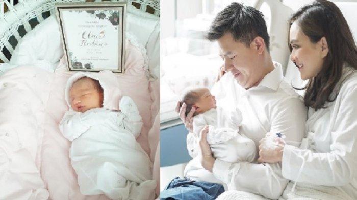 Cerita Shandy Aulia saat Lahirkan Anak Pertama Melalui Operasi Sesar, Sangat Gugup Tapi Bahagia