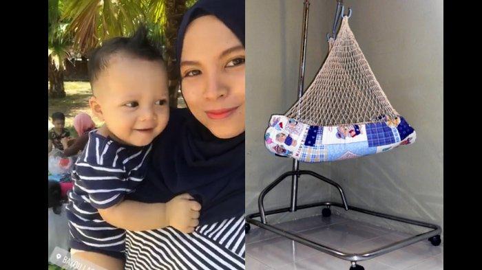 Viral Status Pilu Ibu Kisahkan Anaknya Meninggal Di Ayunan Bayi Benarkah Berbahaya Tribunnews Com Mobile