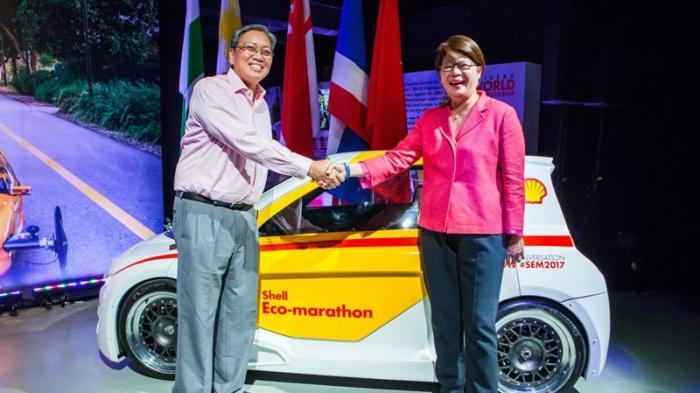 Adu Mobil Hemat Energi Shell Eco-marathon Digelar di Singapura
