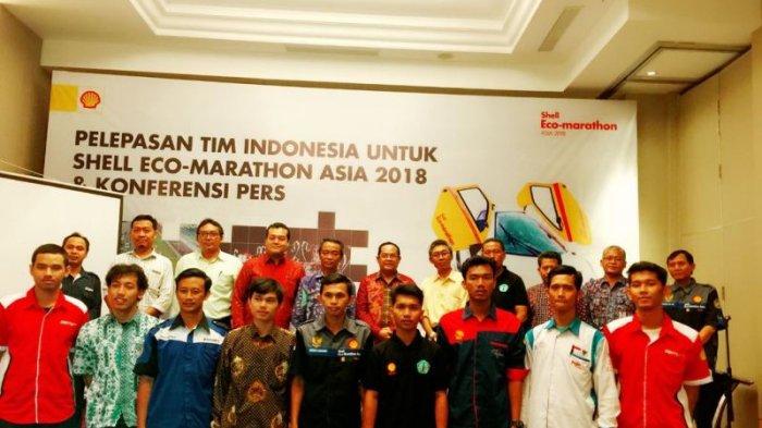 26 Tim Mahasiswa Kampus di Indonesia Bakal Berlaga di Shell Eco-marathon