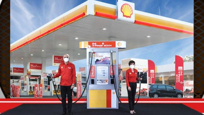 Shell Jual BBM Berstandar Euro 4 Seharga Rp 11.280 Per Liter