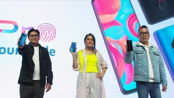 Kebanggaan Sheryl Sheinafia Ddaulat sebagai Brand Ambassador Vivo S1 Pro