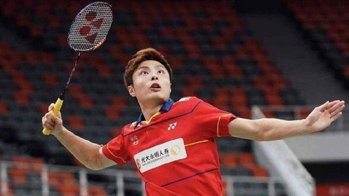 Profil Shi Yu Qi Pebulutangkis China, Singkirkan Jojo di Olimpiade 2021, Kemenangan ke-4 atas Jojo