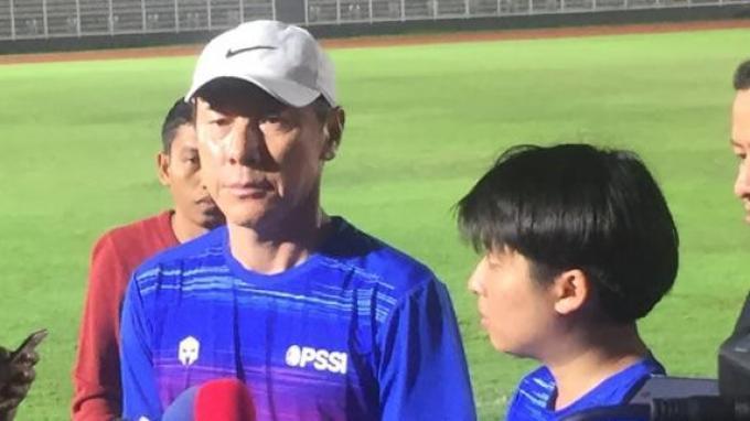 Ketidakjelasan TC Timnas Indonesia: Shin Tae-yong Bingung, Ada Isu Pemain Terinfeksi Covid-19