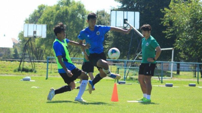 Shin Tae-yong Soroti Satu Aspek yang Terlalu Dipaksakan Pemain Timnas U-19 Indonesia saat Bertanding