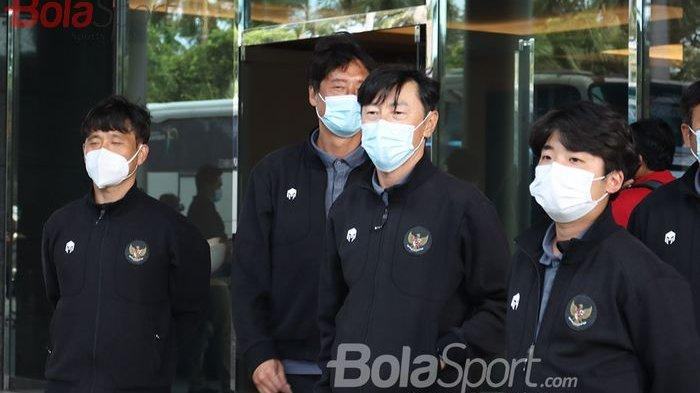 Setahun Latih Timnas U-19 Indonesia, Shin Tae-yong Luapkan Kekecewaan Soal Piala Dunia U-20