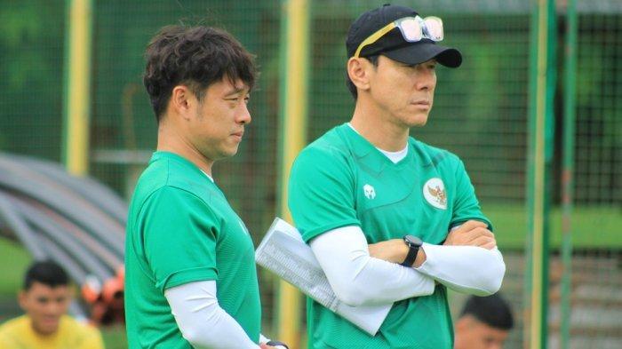 Kecewa Piala Dunia U-20 2021 Ditunda, Shin Tae-yong: Skill Timnas U-19 Indonesia Sudah Meningkat
