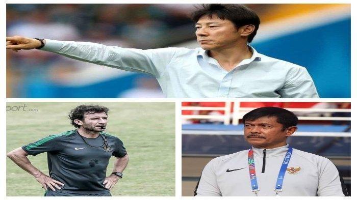 PSSI Condong Memilih Shin Tae-yong Jadi Pelatih Timnas, Nasib Indra Sjafri Masih Tanda Tanya
