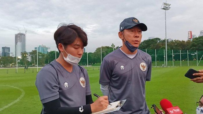 HASIL Timnas Indonesia U-23 vs Bali United, Shin Tae-yong: Penampilan Skuat Garuda Lebih Baik