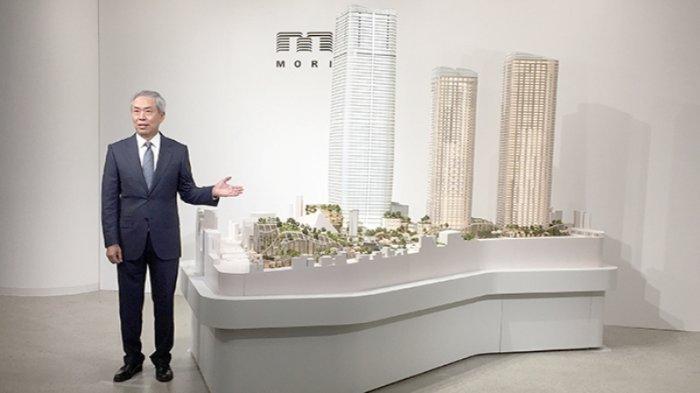 Setelah 30 Tahun Perencanaan, Proyek Toranomon Azabudai Jepang Dimulai, Selesai 2023