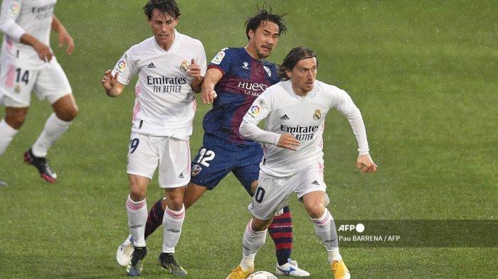 SEDANG BERLANGSUNG Real Madrid vs Valencia, Tayang Bein Sports 1, Akses Link di Sini