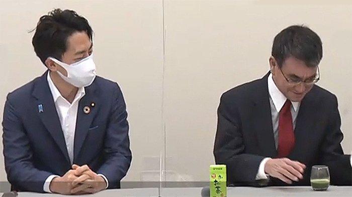 Kelompok Lintas Faksi LDP Dukung Taro Kono Jadi PM Jepang