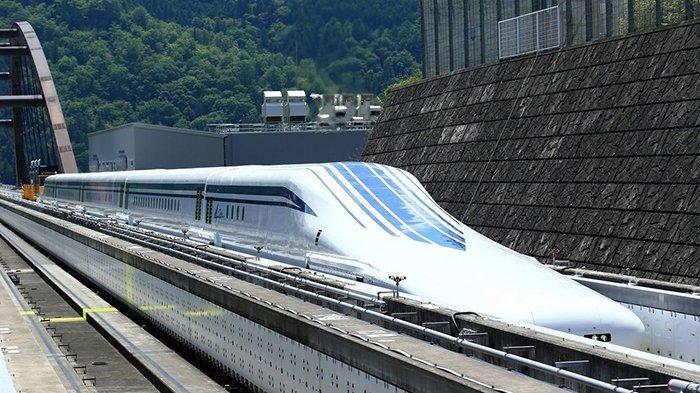 Presiden JR Central Bertemu 9 Pemda DAS Oi di Shizuoka Jepang, Bahas Pembangunan Shinkansen Linear