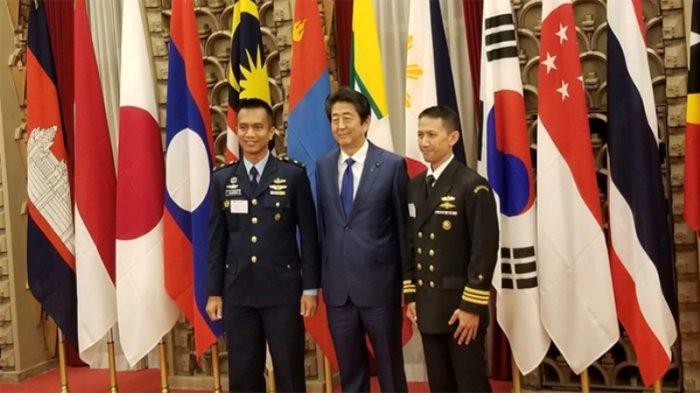 TNI Hadiri Acara Temu Alumni Akademi Pertahanan Jepang