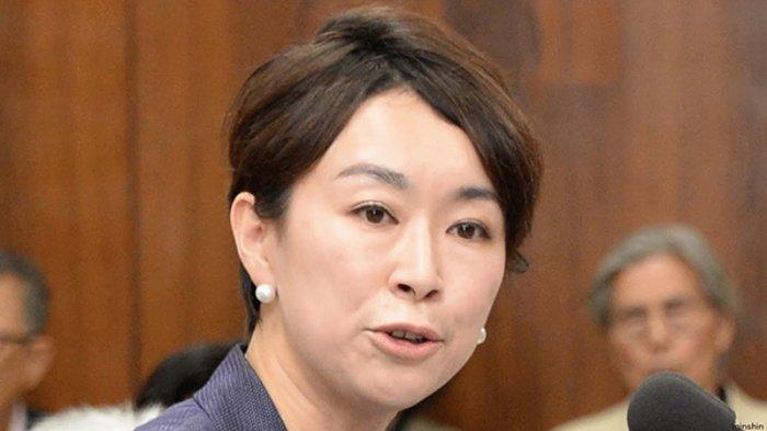 Wanita Anggota Parlemen Jepang Selingkuh Pakai Fasilitas Pemerintah Gratis