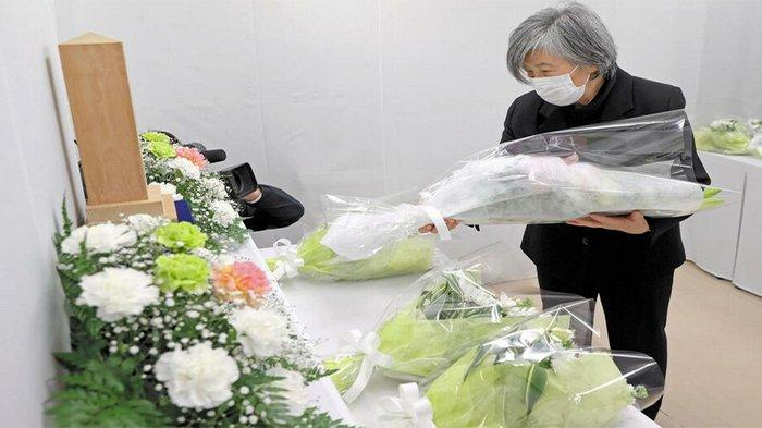 Peringatan 26 Tahun Gas Beracun Sarin di Kasumigaseki Jepang: 'Kesedihan Saya tidak akan Berkurang'