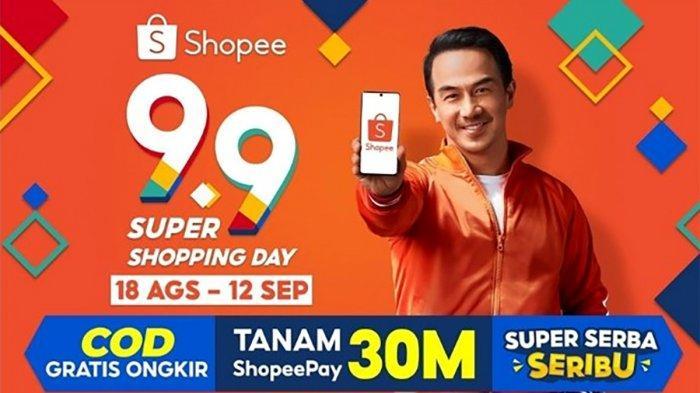 Gandeng Joe Taslim, Shopee Hadirkan Kejutan 9.9 Super Shopping Day