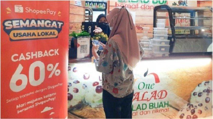 Dukung UMKM 'Go-Digital', Program ShopeePay Semangat Usaha Lokal Hadir di Makassar