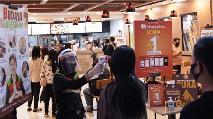 Burger King Ajak Pelanggan Beli Produk Restoran Lain, Termasuk McD, KFC hingga Warteg