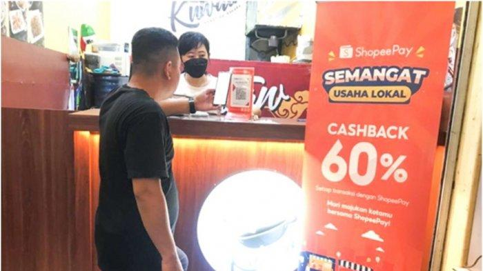 Warga Bandung Bersiap! Nikmati Cashback 60 Persen di ShopeePay Semangat Usaha Lokal