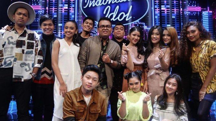 Showcase Indonesian Idol 2020 Selasa