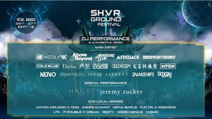 Simak Jadwal Panggung Afrojack Sebelum Datangi SHVR Ground Festival 2019