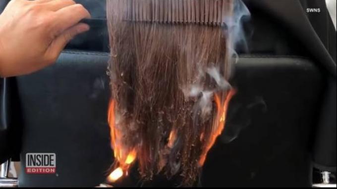 Ingin Luruskan Rambut Pakai Minyak Tanah, ABG Tewas Setelah Api Menyambar