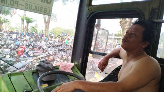 Kisah Uda Ul, Sopir Bus Pengangkut ''Demonstran'' di Era Orde Baru dan Reformasi