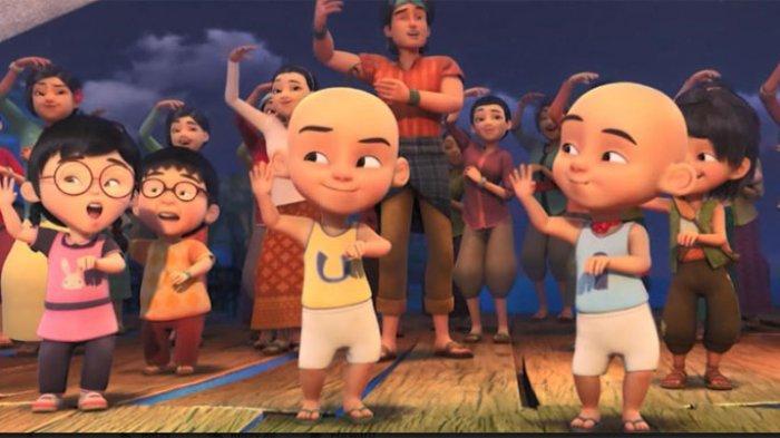 Malam Tahun Baru di Rumah Saja, Nonton Keseruan Upin & Ipin The Movie: Keris Siamang Tunggal