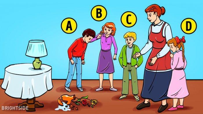 Tes Kepribadian: Siapa yang Memecahkan Vas Bunganya? Jawabanmu Mampu Ungkap Karaktermu!