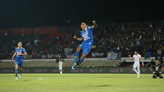 Link Live Streaming Indosiar TV Online Persib Bandung vs Persela Lamongan: Kick-off Petang Ini