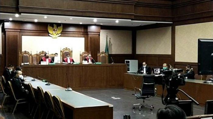 Andi Irfan Jaya Juga Didakwa Lakukan Pemufakatan Jahat untuk Suap Pejabat Kejagung dan MA