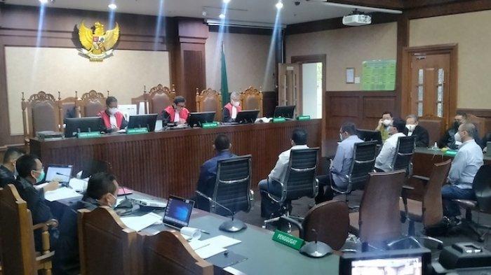 Para Vendor Bansos Covid-19 Mengaku Serahkan Uang Ratusan Juta kepada Anak Buah Juliari