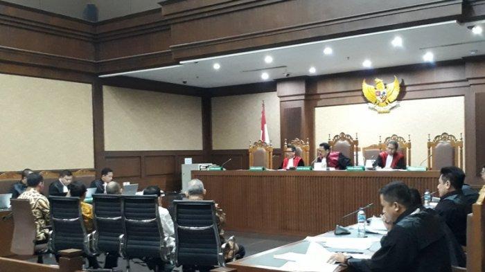 Saksi Ungkap Permintaan Bowo Sidik Tukarkan Uang Recehan Rp 20 Ribu